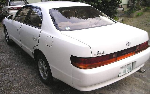 toyota chaser gx90 avante used car japan